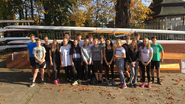 GHS goes Rowing – Neues WPU Angebot für die Klassenstufe 9