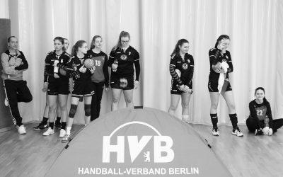 Fantastischer Kampf im Handball- Landesfinale