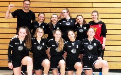 Handballmädchen der WKII buchen erneut JtfO-Finalticket